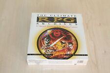 El último archivo CAJA GRANDE RPG Juego de Rol PC CD Nuevo Sellado hechicería