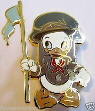 Disney Catalog Animated Short Boxed Pin #5 Good Scouts Dewey Pin
