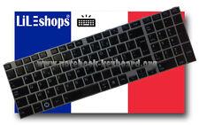Clavier Français Original Pour Toshiba Qosmio X870 X875 Série Rétro-éclairé