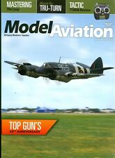 2013 Model Aviation Magazine: Top Gun 25th Anniversary/Mastering the Loop/TTX650