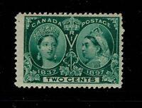 Canada SC# 52, Mint Hinged, Hinge Remnant - S3893