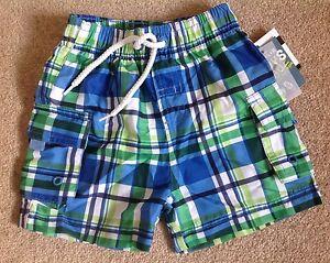 **BNWT** Baby Boys Swim Shorts, Size 3-6 Months