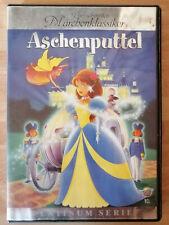 DVD Die schönsten Märchenklassiker - Aschenputtel - Zeichentrick - Aus Sammlung
