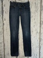 Citizens of Humanity Women's Low Waist Straight Leg Ava 142 Jeans Size 25 -J4