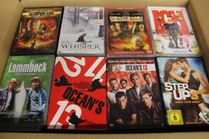 10,2 KG DVDs Kino-Filme TV Serien Staffeln Sammlung (Deutsche Sprache)