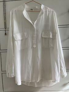 Mela Purdie Front Pocket Shirt Size 18