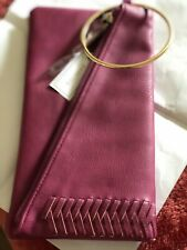 LADIES CLUTCH BAG WITH SIDE RING BY COVERTED