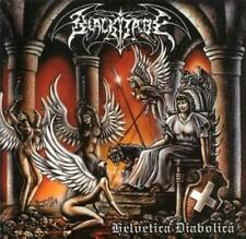 Black Jade - Helvetica Diabolica CD 2007 fantasy black metal Switzerland