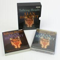 TALKING HEADS by Alan Bennett All 6 Monologues. Audio Cassette & Book in Box Set