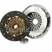 NATIONWIDE 3 PART CLUTCH KIT FOR OPEL CAMPO PICKUP 2.5 TD 4X4