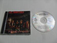 La Frontera – Si El Whisky No Te Arruina...  (CD 1986) Rock / Spain Pressing
