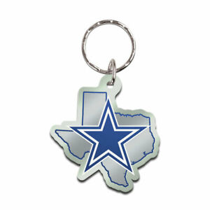 Wincraft STATE Key Ring Chain - NFL Dallas Cowboys