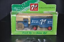 RARE Lledo Diecast SL67003 1935 Ford 3 Ton Articulated Truck 7-Up Special Ltd