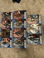 G.I. Joe Classified Series Lot Of 11 NIB Figures