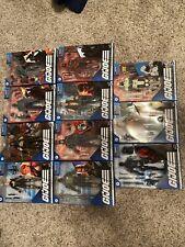 G.I. Joe Classified Series Lot Of 11 NIB Figures