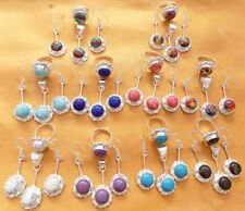 GIRLS FASHION 10 JEWELRY SETS 925 STERLING SILVER OVERLAY FACTORY PRICE