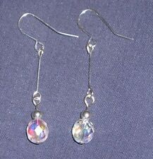 Crystal Earring Other Reproduction Vintage Jewellery