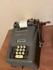 Vintage Remington Rand Calculator 71- 302433 - ANTIQUE.In Working Condition!