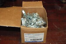 """Thomas Betts, 1277, Box of 50, 3/4"""" Pipe Strap, New in box"""