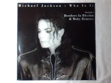 "MICHAEL JACKSON Who is it 12"" NUOVO HOLLAND BROTHERS IN RHYTHM MOBY"