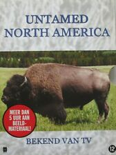 UNTAMED NORTH AMERICA  - 2 DVD - 6 EPISODES