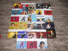 Johnny hallyday lot de 28 cd vinyle replica