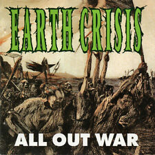 Earth Crisis ‎– All out War CD Hardcore