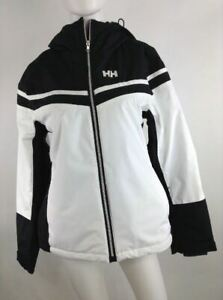 Helly Hansen Women Belle 2.0 Jacket Black Medium 65621-990 MSRP $350.00 C