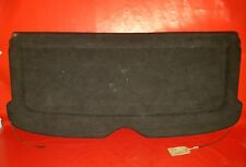 Peugeot 307 2002-2007 Parcel Shelf Luggage Cover Black