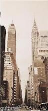MELINERA Tür Dekofolie Folie New York 98 x 204 cm.