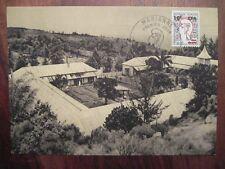 France REUNION carte postale Léproserie Saint Bernard la montagne Saint DENIS