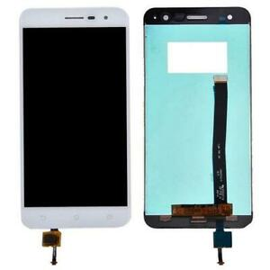 DISPLAY TOUCH LCD COMPLETO ORIGINALE per Asus ZenFone 3 ZE520KL Z017D BIANCO