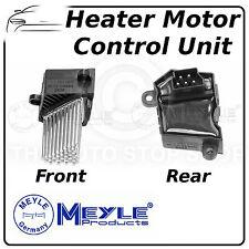 BMW Meyle chauffage climatisation ventilateur contrôle moteur stade final unité résistance 3148800000