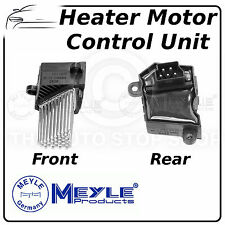 BMW Meyle Heater HVAC Blower Motor Control Final Stage Unit Resistor 3148800000