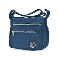 Lady Womens Canvas Handbag Shoulder Purse Messenger Satchel Crossbody Tote Bag Y