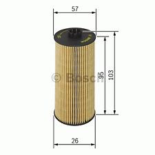 Ölfilter - Bosch F 026 407 006