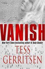 Vanish, Tess Gerritsen, Good Book
