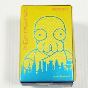 "kidrobot- Futurama Universe X Random Mini Figure Blind Box 2.5"""