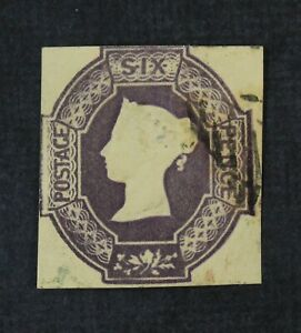 CKStamps: Great Britain Stamps Collection Scott#7 Victoria Used
