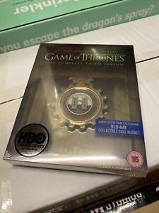 Game Of Thrones Bluray Steelbook Season 3 Magnet