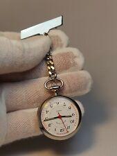 Mount Royal Nurse Midwife Fob Pockets Watch