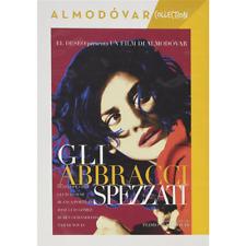 GLI ABBRACCI SPEZZATI DI ALMODOVAR (DVD) NUOVO, ITALIANO, ORIGINALE