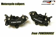 Suzuki GSXR 750 K1 K2 K3 01-03 Tokico front brake calipers refurbished exchange