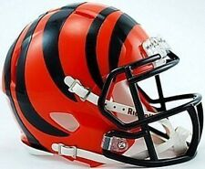 Cincinnati Bengals Riddell NFL Football Team Revolution SPEED Mini Helmet
