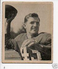 1948 Bowman Football Card #22 Sammy Baugh-Washington Redskins