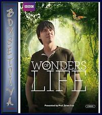 WONDERS OF LIFE - Prof. Brian Cox *** BRAND NEW DVD ***
