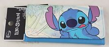New Loungefly Disney Lilo & Stitch As Alien Tongue Out Flap Wallet