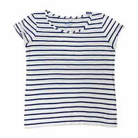 Vineyard Vines - Women's Size XS - Blue & White Striped Basic Scoop neck Shirt