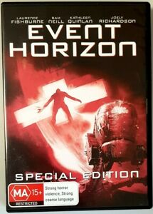 Event Horizon - 2 Disc Special Edition (Laurence Fishburne) DVD (Region 4)