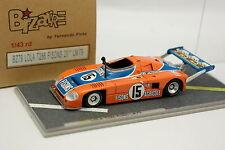 Bizarre 1/43 - Lola T286 Fisons N°15 Le Mans 1979